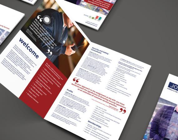 Jones XL Professional Security Services Brochure