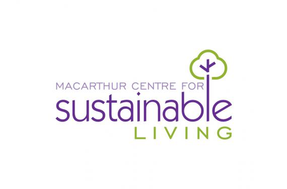 Macarthur Centre for Sustainable Living Logo