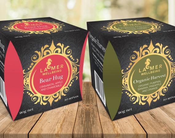 Tea Packaging Brand Range